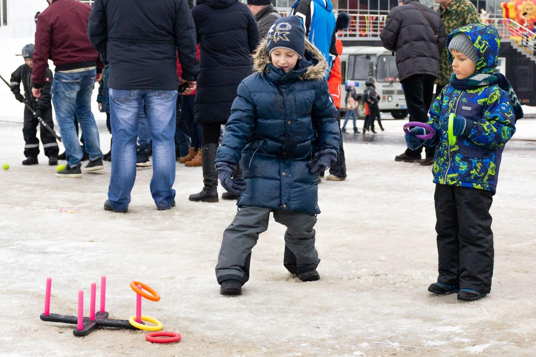 игры для малышей на улице