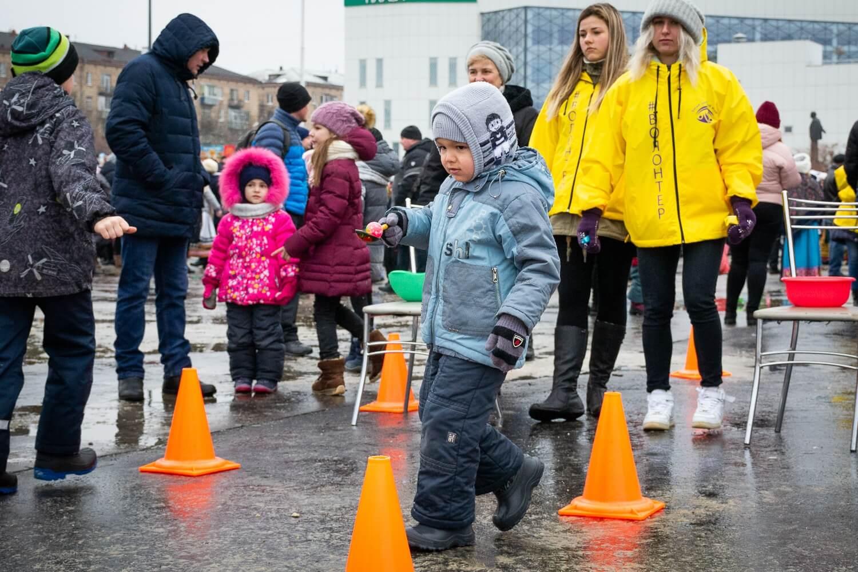 игры для детей на улице