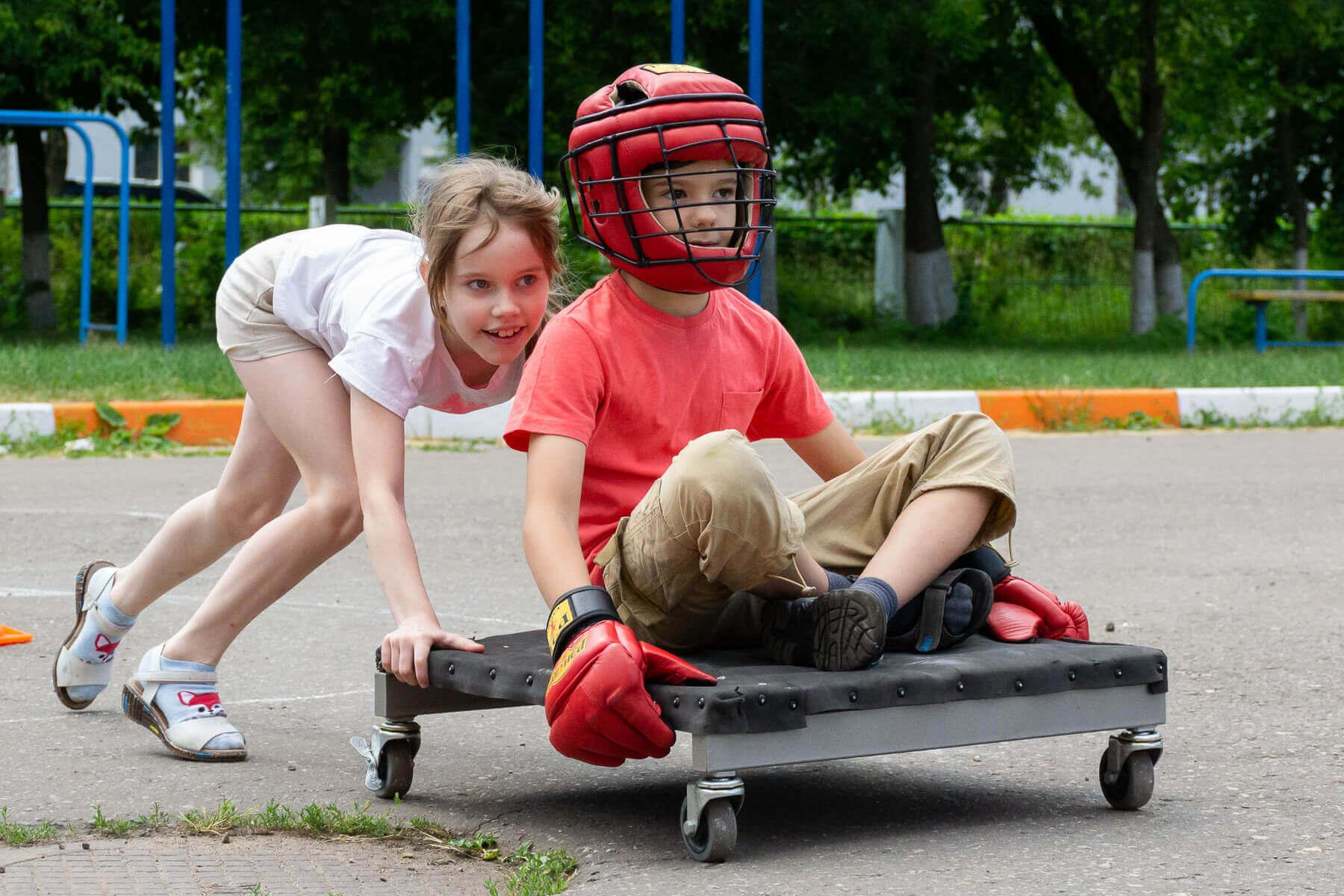активные игры для детей