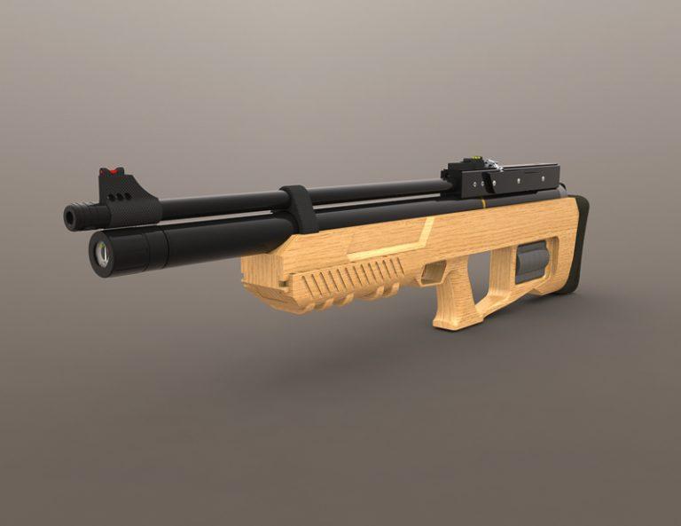 3d модели оружия