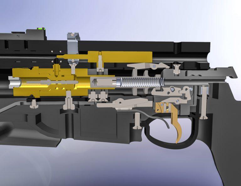 3d моделирование механизмов