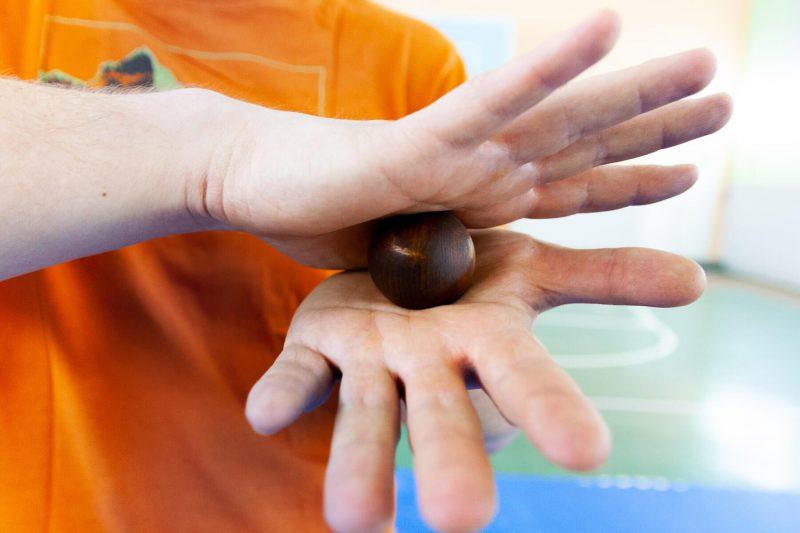 шары для массажа ладоней