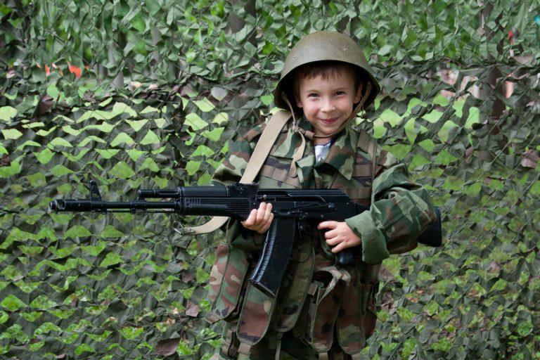 аренда военной фотозоны