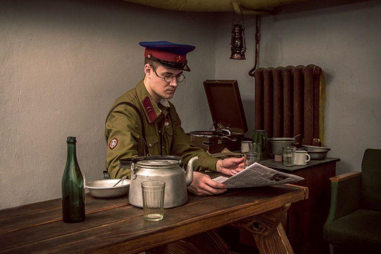 квест вторая мировая война