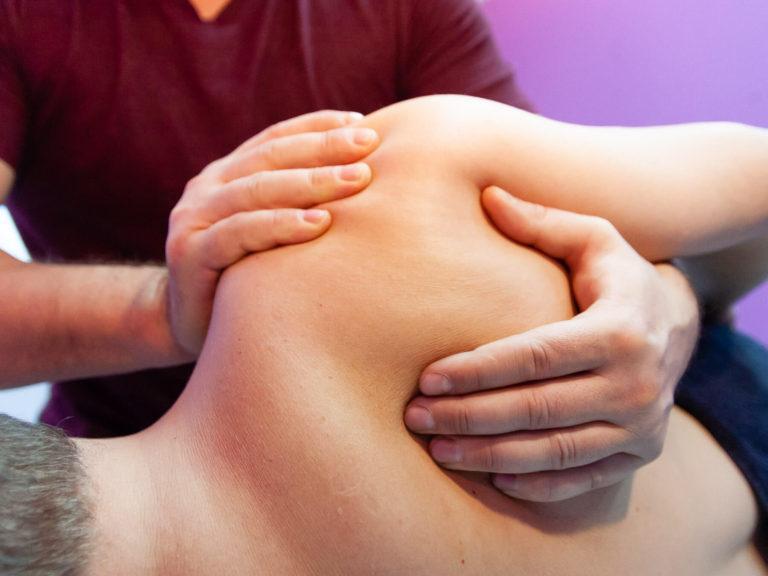 мануальный массаж для мужчины