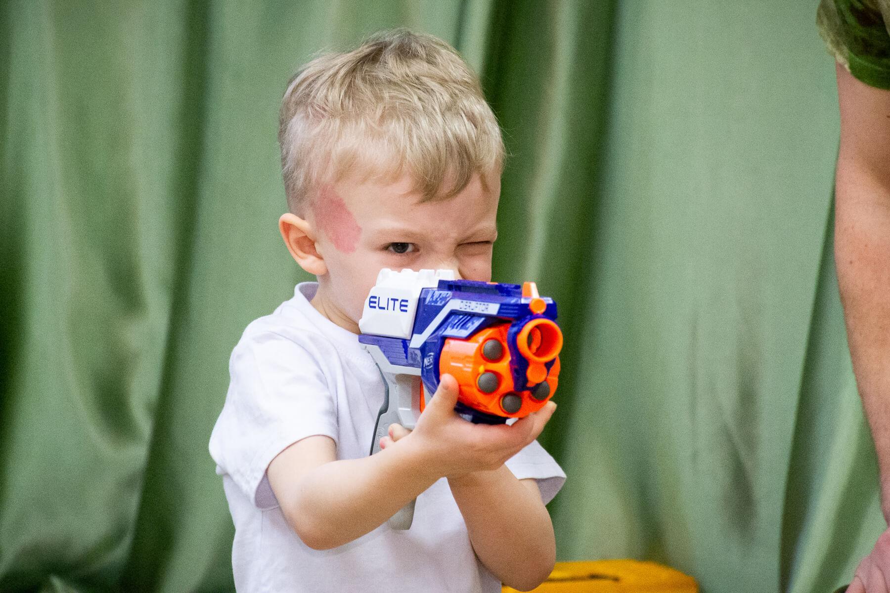 игры на праздник 23 февраля для дошкольников